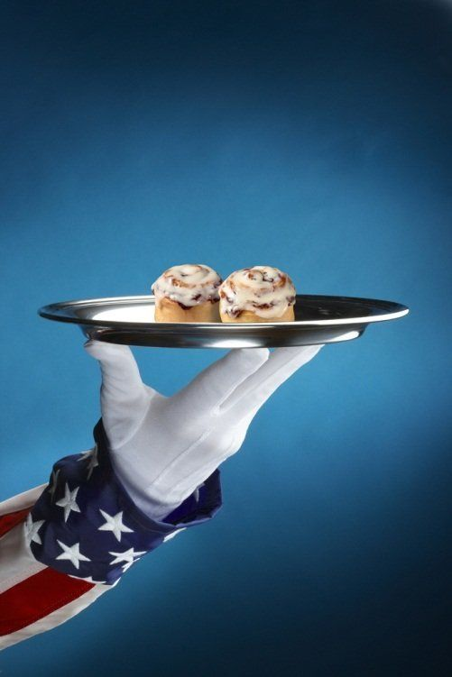 Two free Cinnabon Bites from 6-8 pm.