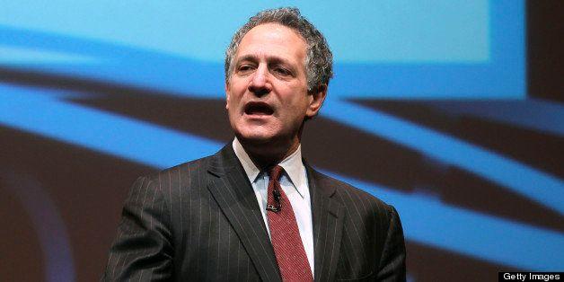 Daniel Doctoroff, president of Bloomberg LP,  speaks during the Bloomberg Link European Debt Crisis conference at the Rubin M