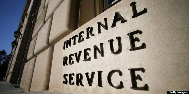 The Internal Revenue Service (IRS) building stands in Washington, D.C., U.S., on Tuesday, Nov. 13, 2012. President Barack Oba