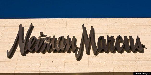 LAS VEGAS, NV - NOVEMBER 18: The entrance to Neiman Marcus at the Fashion Show Shopping Center November 18, 2012 in Las Vegas
