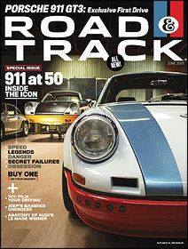 Founded in 1947, Road & Track is the oldest and most well-regarded automotive magazine in the country, according to Hearst, t