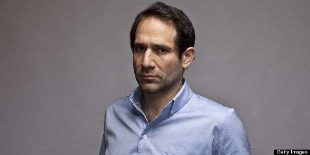 NEW YORK - MAY 21:  American Apparel Founder Dov Charney poses for a photo on May 21, 2009 in New York City.  (Photo by Johan