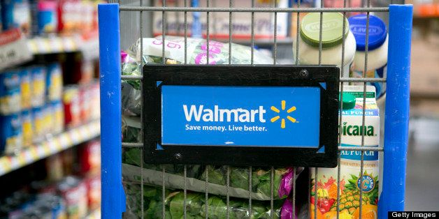 One Walmart's Low Wages Could Cost Taxpayers $900,000 Per