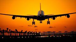 지진이 난 홋카이도를 떠나는 비행기에서, 나는 박수를 치지