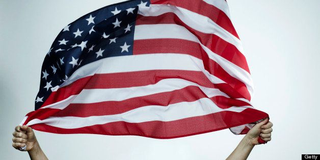 94 Percent Of American Flags Imported Into The U.S. Last Year Came From