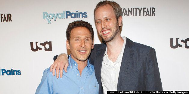 ROYAL PAINS -- The Royal Pains/Vanity Fair VIP In Store Event at Lacoste Fifth Avenue, New York City, Tuesday June 1st, 2010