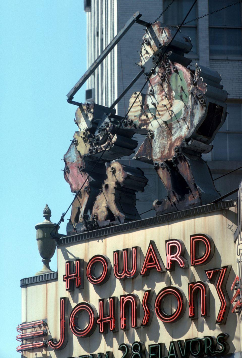 <strong>Restaurants in 2012:</strong> 2 <strong>Restaurants in 1980:</strong> 129 <strong>Year founded:</strong> 1927  Howard