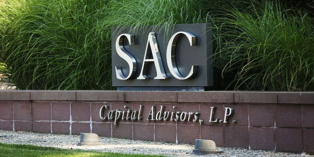 STAMFORD, CT - JULY 27: The headquarters of SAC Capital is viewed on July 27, 2013 in Stamford, Connecticut. U.S. Attorney fo