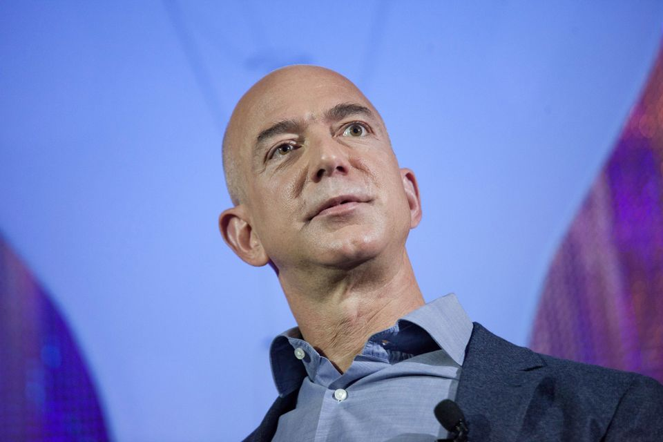 "The founder of Amazon, who <a href=""http://articles.washingtonpost.com/2013-08-05/national/41085661_1_washington-post-co-jeff"