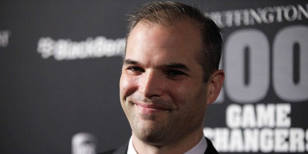 NEW YORK - OCTOBER 28:  Matt Taibbi attends the Huffington Post 2010 'Game Changers' event at Skylight Studio on October 28,