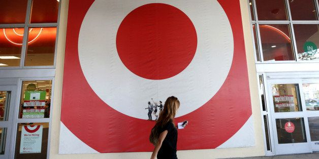 MIAMI, FL - DECEMBER 19:  A Target store is seen on December 19, 2013 in Miami, Florida. Target announced that about 40 milli