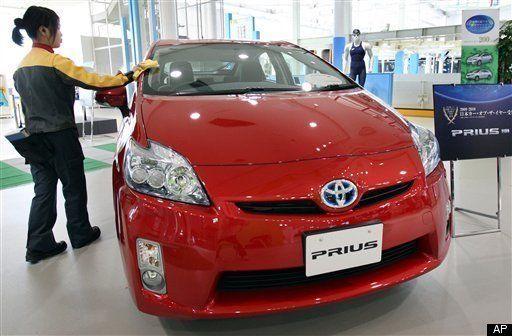 Toyota Prius Brakes Have Design Problems