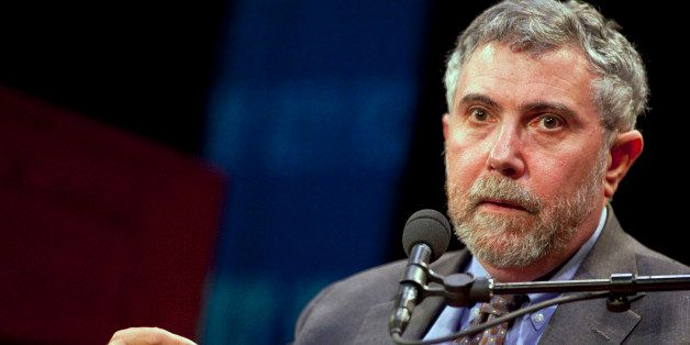 Paul Krugman, professor of international trade and economics at Princeton University and Nobel Prize-winning economist, speak