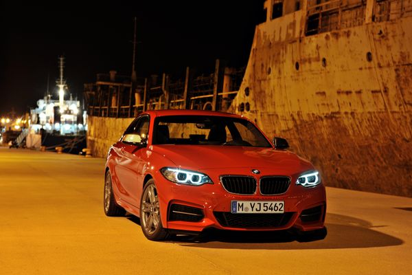 "<br> Then get a red BMW sports car. The report doesn't specify a model, so may we suggest the  <a href=""http://www.bmwusa.com"
