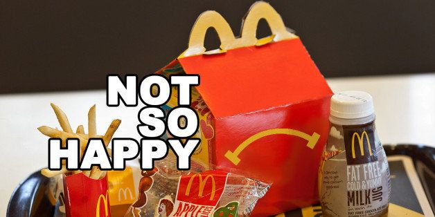 11 Unsettling Facts You Should Know About McDonald's Happy