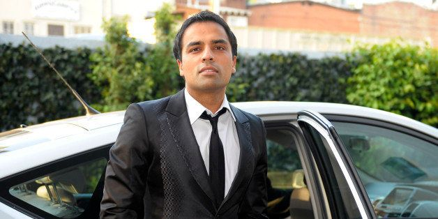 WEST HOLLYWOOD, CA - SEPTEMBER 08: TV personality Gurbaksh Chahal attends the Fox Fall Eco-Casino party at The London West Hollywood hotel on September 8, 2008 in West Hollywood, California. (Photo by Charley Gallay/Getty Images for Fox)
