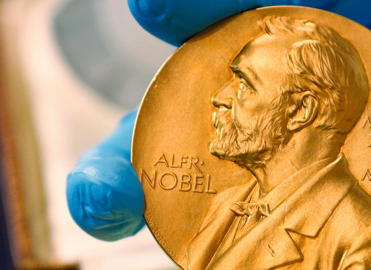 American scientist shares Nobel Prize for work in laser physics