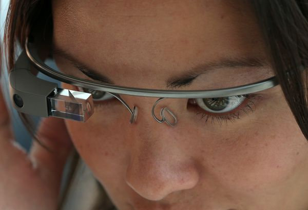 """Google applied for a trademark of the word """"glass"""" in 2013. The application was denied on the grounds that the word was <a hr"""