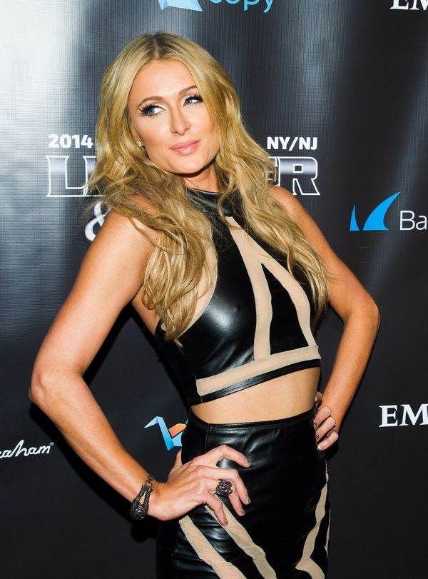 During the heyday of Paris Hilton's fame, she won a lawsuit against Hallmark over the use of her 2000s TV catchphrase <a href