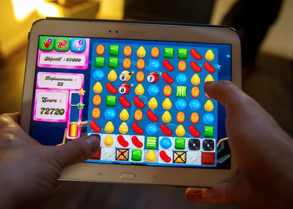 """Candy isn't always so sweet. Makers of the mobile game Candy Crush Saga attempted to <a href=""""http://venturebeat.com/2014/02/"""