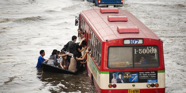 TO GO WITH AFP STORY BY RICHARD INGHAM