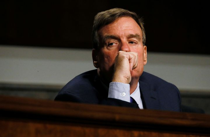 """Americans of all backgrounds can and should refuse to accept periodic mass shootings as the new normal,"" Sen. Mark Warner wr"