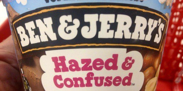 Ben&Jerry's, Hazed and Confused, Ice Cream 9/2014, by Mike Mozart of TheToyChannel and JeepersMedia on YouTube