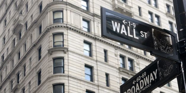 NEW YORK, UNITED STATES - MAY 21:  Leading financial institutions of country are present at Wall Street and they are regarded