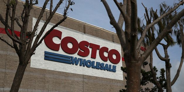 RICHMOND, CA - MARCH 06:  A sign is posted on the outside of a Costco store on March 6, 2014 in Richmond, California.  Costco