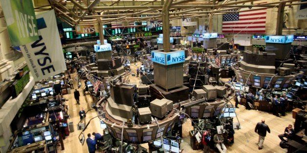 The trading floor of the New York Stock Exchange Wednesday, July 8, 2009. A powerful Internet attack that overwhelmed compute