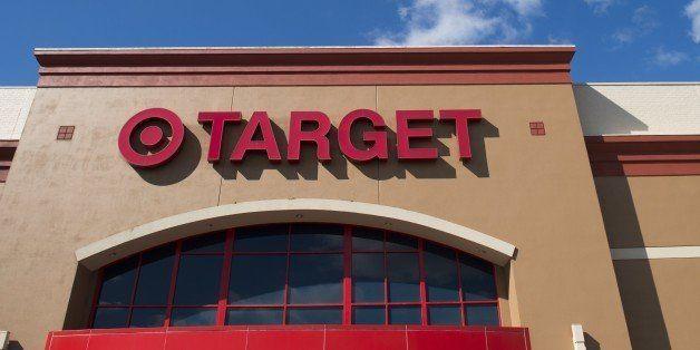 A Target department store is seen in Springfield, Virginia, October 23, 2014. AFP PHOTO / Saul LOEB        (Photo credit shou