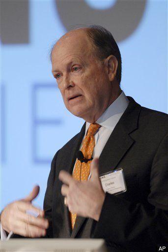 Charles Plosser, Philadelphia Fed Chief, Criticizes Financial Reform