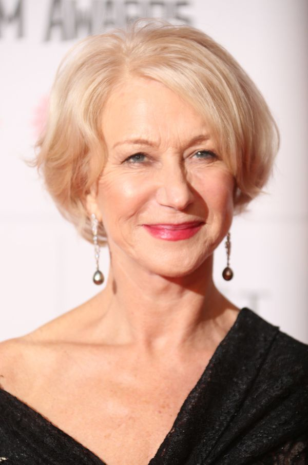 """Just shy of 70, the British actress has already made a name for herself with films like """"Calendar Girls"""" and a turn as Her Ma"""