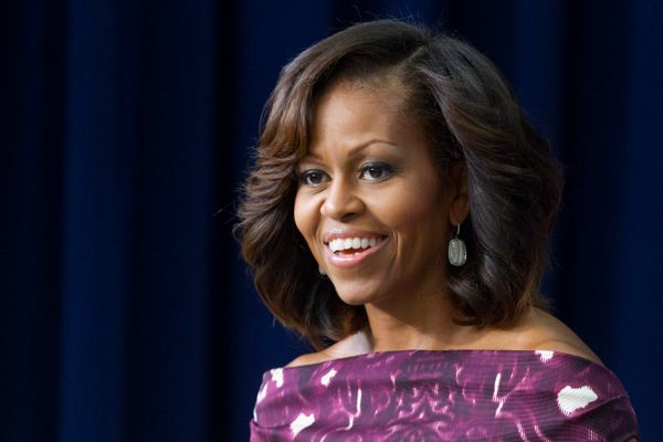 """FLOTUS, who just turned 50 earlier this year, has been a particularly active First Lady, pioneering the <a href=""""http://www.w"""