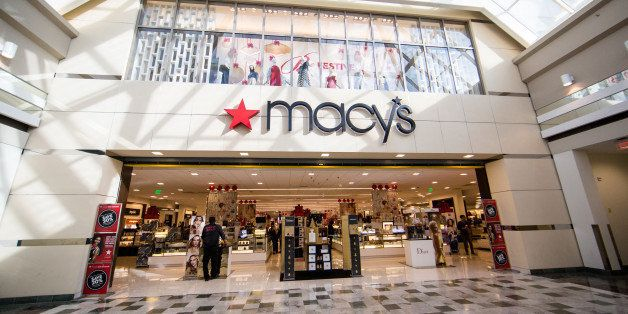 NEW ORLEANS, LA - DECEMBER 31:  Macy's at Lakeside Mall is decorated for Christmas on December 04, 2014 in New Orleans, Louis