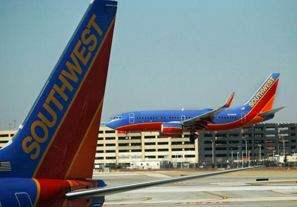 > Industry: Airlines > Revenue (last 12 months): $18.4 billion > 1-year share price change: 118.8%   Southwest Airlines had a