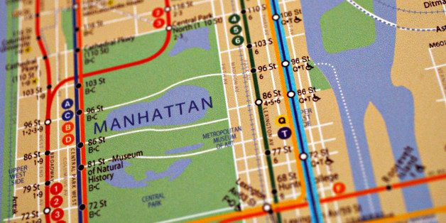 New Second Ave Subway Map.Artist Uses Music To Illustrate Nyc S Income Inequality Across A