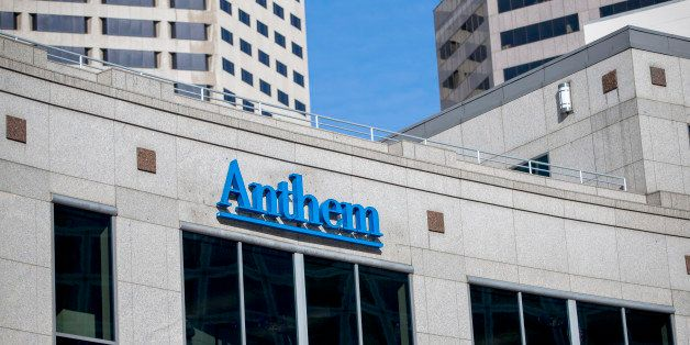 INDIANAPOLIS, IN - FEBRUARY 5: An exterior view of the Anthem Health Insurance headquarters on February 5, 2015 in Indianapol
