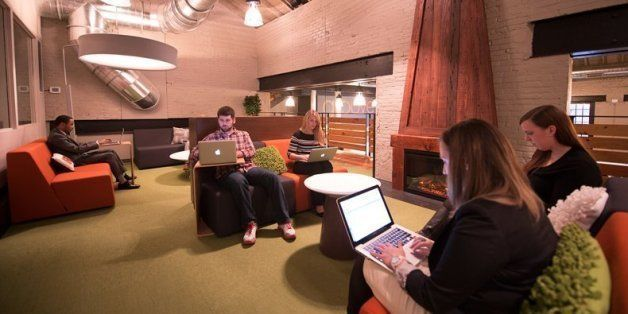 Companies Are Rethinking The Open Office, And It's About