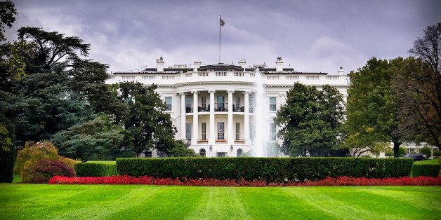 White House, Washigton DC.