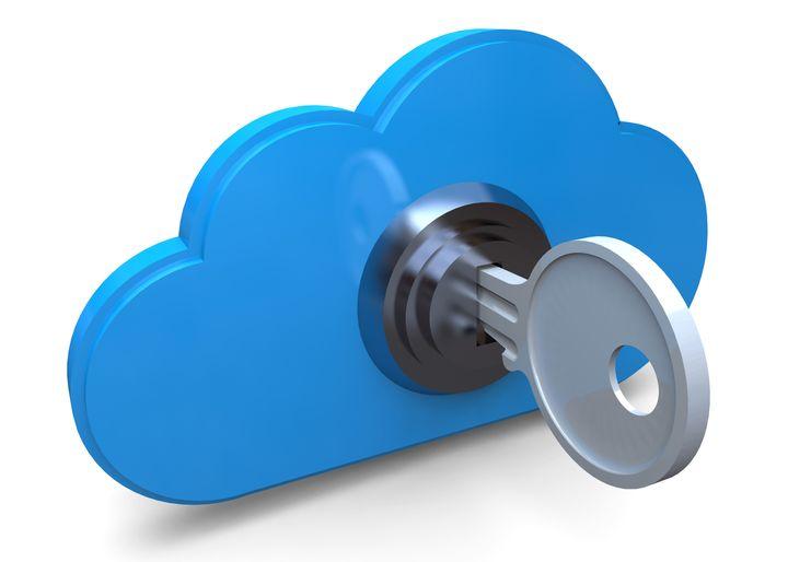 cloud storage 3d