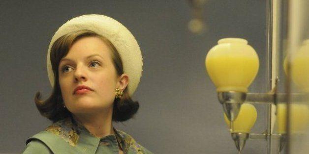 Elisabeth Moss (Peggy Olson)