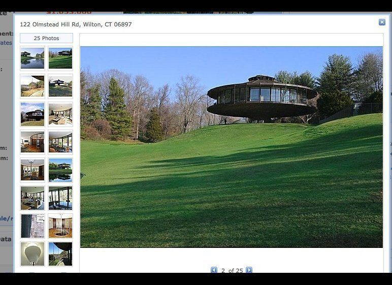 "Designed by Ricard T. Foster, <a href=""http://www.zillow.com/homedetails/122-Olmstead-Hill-Rd-Wilton-CT-06897/57689610_zpid/"""