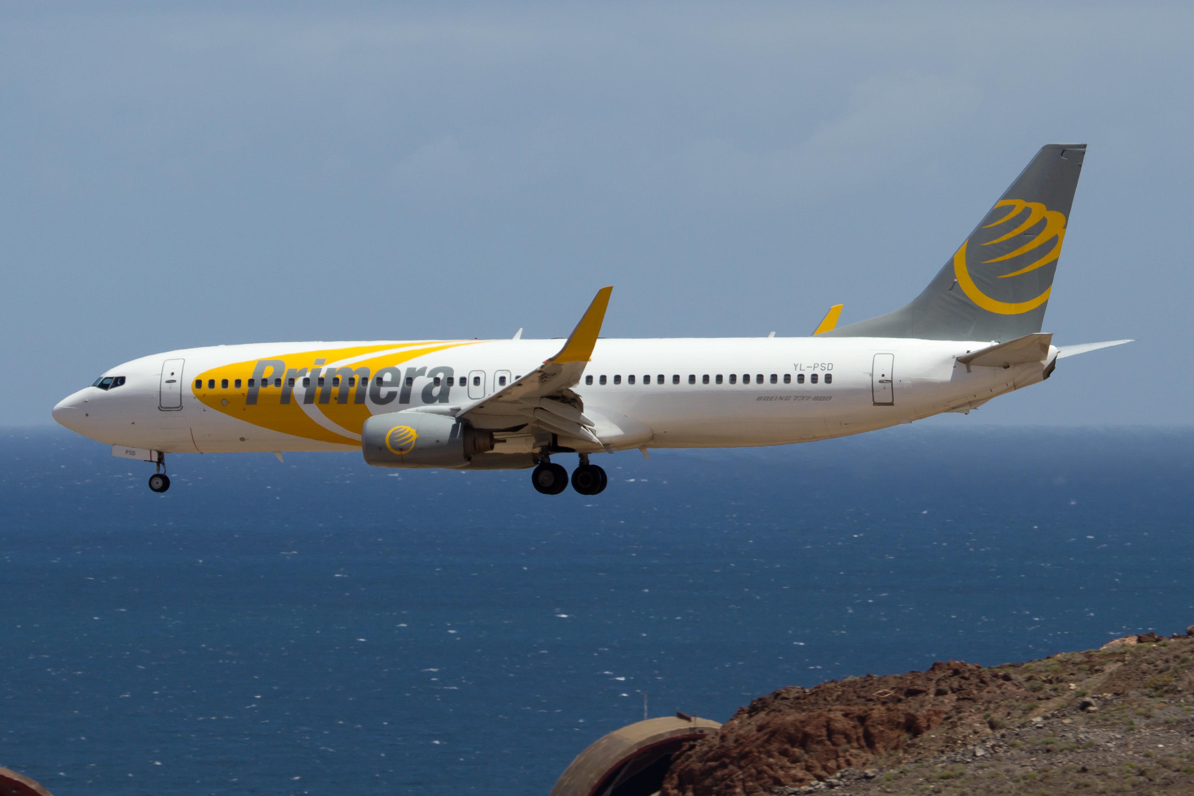 Ξαφνική χρεοκοπία για αεροπορική εταιρία: Στον «αέρα» χιλιάδες επιβάτες, ξέμειναν και στα Χανιά