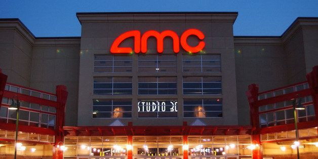 ** ADVANCE FOR WEEKEND, MAY 14-15  ** People enter AMC's Studio 30 theater in Olathe, Kan., Wednesday, May 11, 2005. Defined