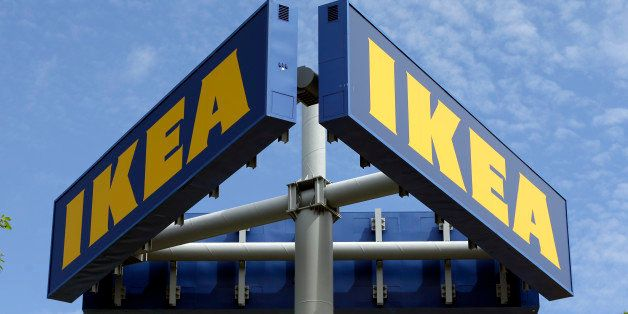 This photo taken Wednesday, June 3, 2015, shows an IKEA store in Miami. (AP Photo/Alan