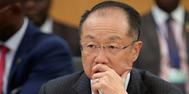 Leaked Survey: World Bank A Place Of 'Fear And Retaliation' | HuffPost