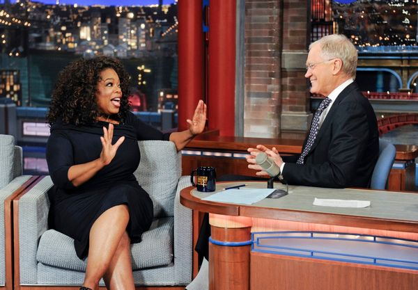 With some 27 million followers, Oprah is both popular and very active, with an 'outreach' score of eight out of ten. The talk