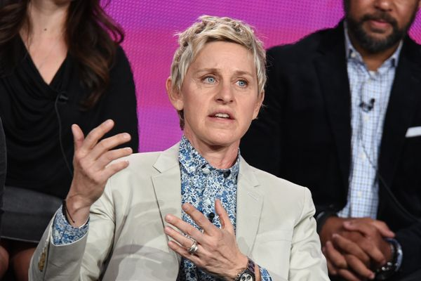 Ellen - who has 43 million followers and the maximum 'influence' score of 1000 - entered the record books in 2014 with the mo