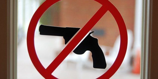7 Companies That Don't Want Guns In Their Stores | HuffPost